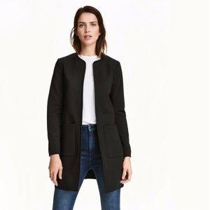 H&M textured short coat